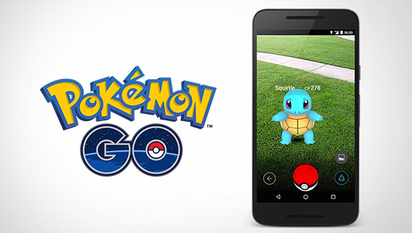 Pokemon Go, con seguridad