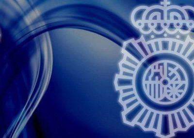La Policía Nacional desarticula una organización criminal que estafó 25 millones de euros a empresas de todo el mundo por Internet.
