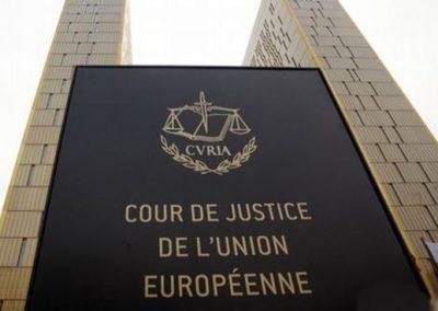 El Tribunal europeo exige el consentimiento explícito para ceder datos