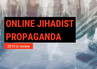 Informe anual sobre la propaganda yihadista online de Europol.
