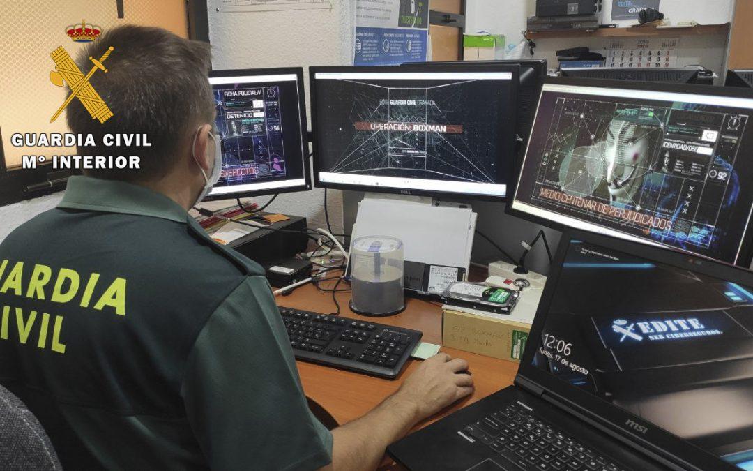 Desarticulada una red de ciberdelincuentes con más de 770.000 contraseñas compradas en la Deep Web